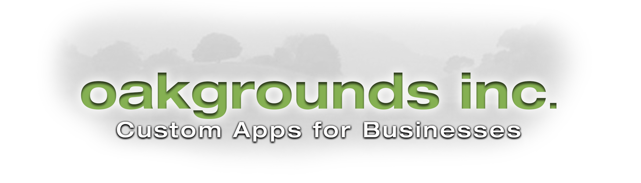 Apps & FileMaker Business Consulting by Oakgrounds